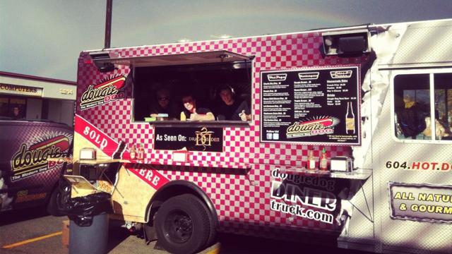 Dougie Dog Food Truck