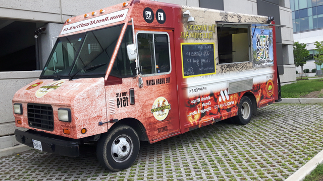 Rice Park Food Truck Schedule
