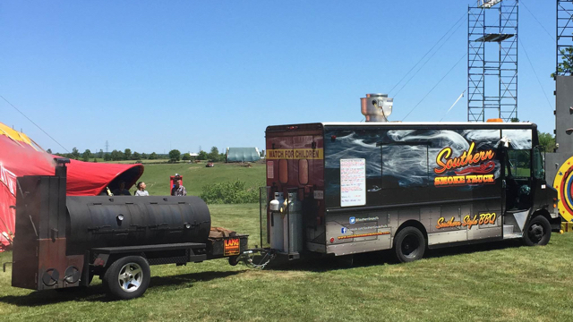 2017 Trucks >> Southern Smoke Truck: This week's schedule