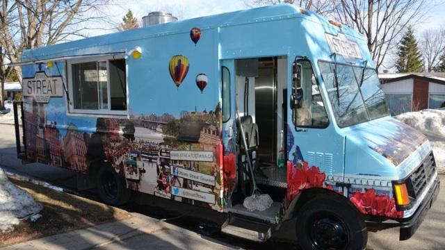 Streat Food Truck Ottawa