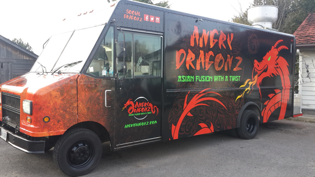 Angry Dragonz photo