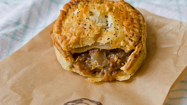 Aussie Pie Guy photo