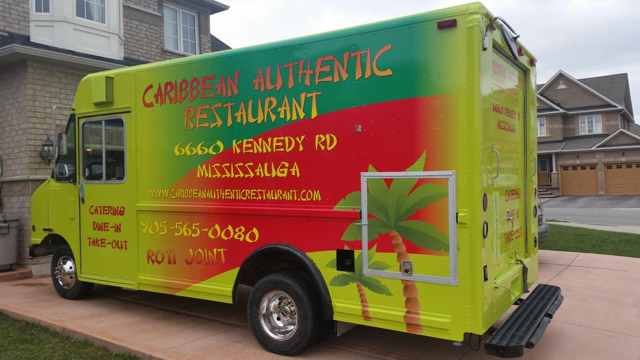 Caribbean Authentic Food Truck photo