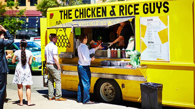 Chicken & Rice Guys photo