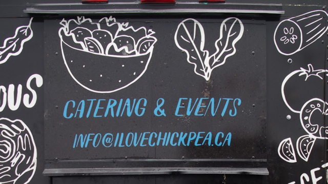 Chickpea Truck photo