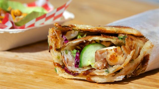 EAT Chicken Wraps photo
