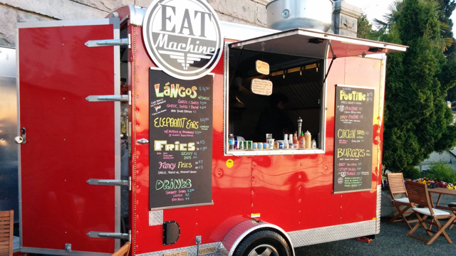 The EAT Machine photo