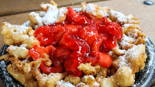 Funnel Cake Dream photo