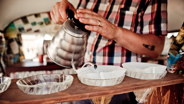 Manual Labour Coffee photo