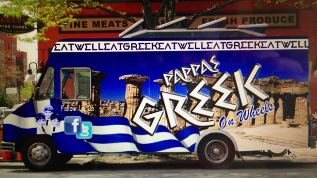 Pappas Greek On Wheels photo