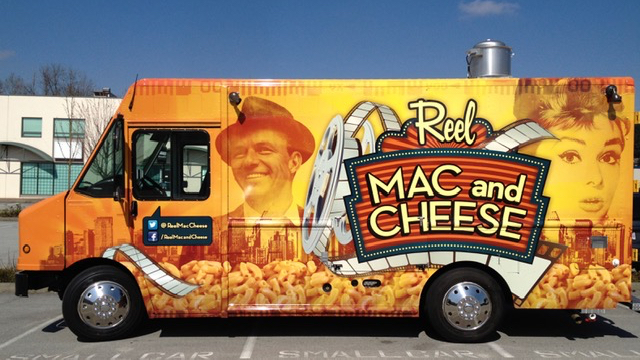 REEL Mac and Cheese photo