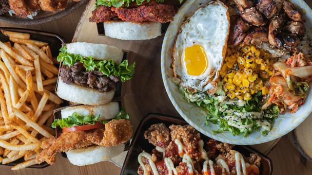 Rice Burger photo