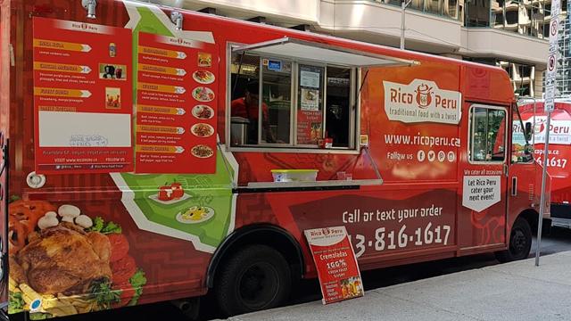 Rico Peru Food Truck photo