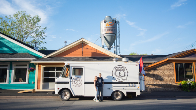 Route 6 Food Truck Company photo