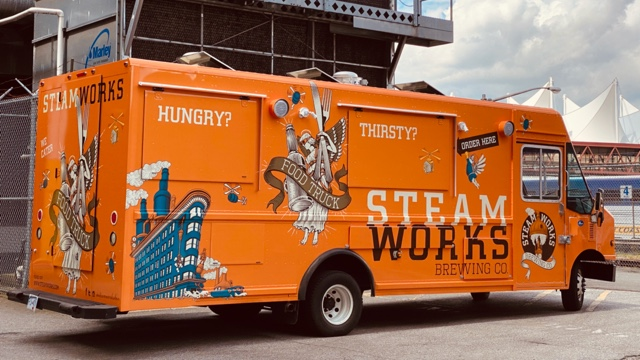 Steamworks Food Truck photo
