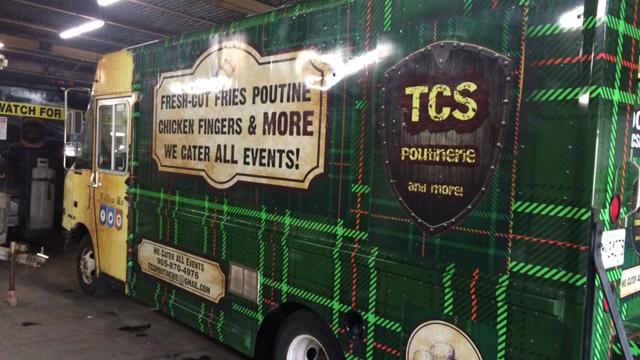 TCS Poutinerie photo