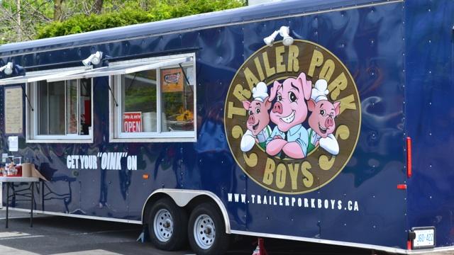 Trailer Pork Boys photo
