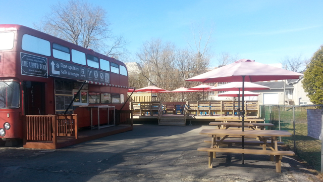 The Upper Deck Diner and Dairy Bar photo