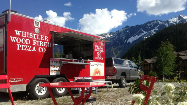 Whistler Wood Fired Pizza Company photo