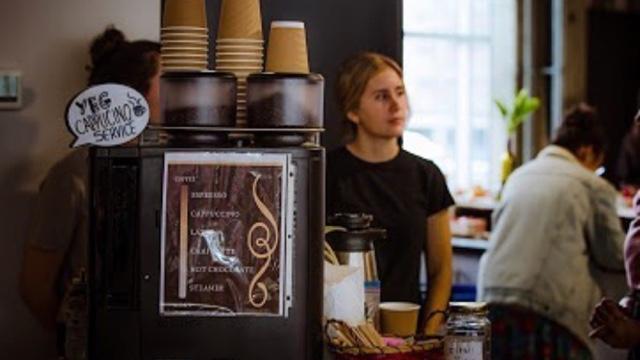 YEG Cappuccino Service photo